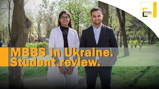 MBBS in Ukraine| Real student review| Dnipropetrovsk Medical Academy