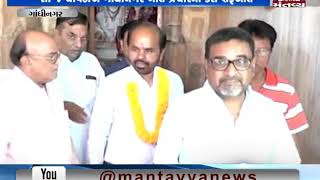 Congress will win Gandhinagar seat by margin of 90,000 votes: CJ Chavda