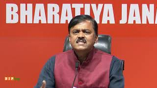 Press Briefing by GVL Narasimha Rao at BJP Head Office, New Delhi : 04.05.2019