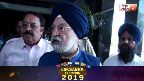 Video- Gurjeet Aujla से Debate करने के लिए उतावले BJP के Hardeep Puri