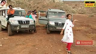 लड़की न किया पहाड़ो प डान्स//Balli Bhalpur New Song//Dj Rasiya 2018
