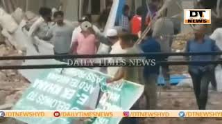 Ek Khaana Masjid | Full Video Of Communal Voilence | Fight Between Two Communities | Anjani Kumar CP