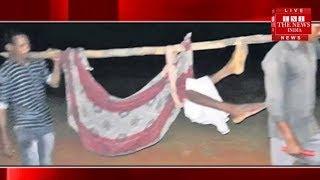 आंध्र प्रदेश में एक मृतक आदिवासी के शव को 5 किलोमीटर तक उठाकर ले जाने की घटना / THE NEWS INDIA