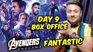 Avengers Endgame DAY 8 Collection In India | Box Office Prediction | Thanos Vs Super Heroes