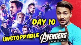 Avengers Endgame DAY 10 Collection In India | Box Office Prediction | Thanos Vs Super Heroes