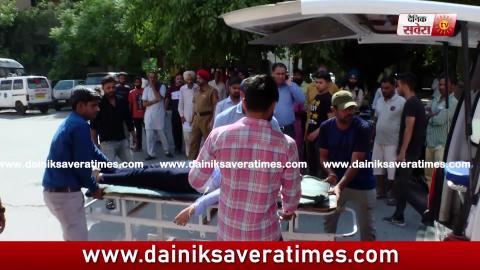 Exclusive Video: Jalandhar Goli Kand में Injured लड़की की हालत गंभीर, किया Refer