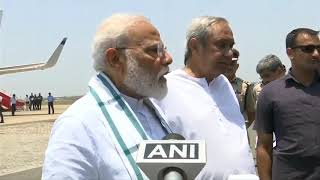 I commend the people of Odisha and fishermen who paid heed to govt's warnings on cyclone: PM