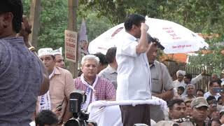 AAP National Convenor Arvind Kejriwal Road Show from West Delhi Lok Sabha