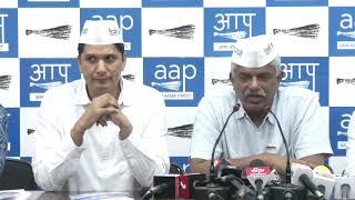 AAP Chandni Chowk Lok Sabha Candidate Pankaj Gupta Declared his Constituency Manifesto