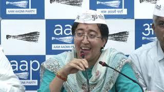 AAP East Delhi Lok Sabha Candidate Atishi Declared her Constituency Manifesto