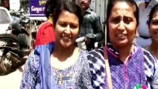 Junagadh | Distribution of buttermilk by India Development Council