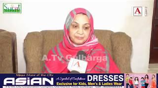 Ramzan Ul Mubarak K Arrangements Karne Officials Ko Madam Kaneez Fatima MLA K instructions