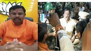 Raja Singh Jail Se Bahar | Masjid Ko Lekar Diya Bayan | @ SACH NEWS |