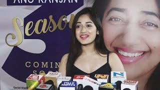 Tik Tok Star Jannat Zubair At Reel or Real With Anu Ranjan Season 3 Launch