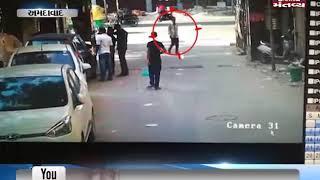 અમદાવાદ: વસ્ત્રાપુરના ઈન્દ્રપ્રસ્થ ટાવરના પાર્કિંગમાંથી મળી આવ્યો મૃતદેહ, CCTV આવ્યા સામે