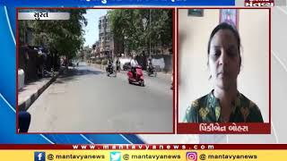 Surat: Thieves snatched a purse from woman - Mantavya News