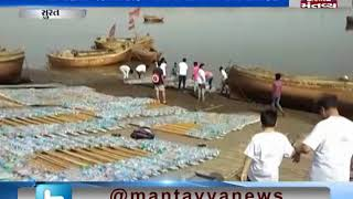 Surat: A new effort has been made to clean Tapi river - Mantavya News