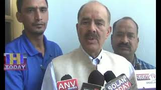7 may n 12 Both the Congress and the BJP became aggressive when elections came to power in Solan.