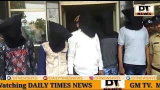 Qadeer,Imran and Other Arrested By Falaknuma Police   Kalapathar Tension Creators   CI Falaknuma