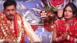 Umesh Pathak & Palak Pandey का New Bhakti Video | मईया जी कुछ ऐतिजाम हो जाये | New Devigeet Video