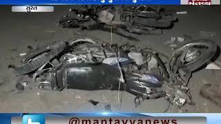 Surat: ટ્રકચાલકે 8 વાહનોને લીધા અડફેટમાં - Mantavya News