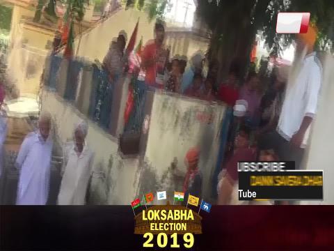 Video - Haryana के Minister ने दी नारेबाजी कर रहे Sikhs को गाली तो हो गया Hungama