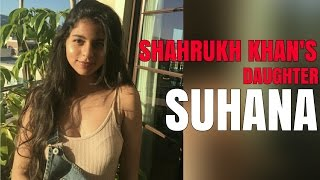 TRENDING PHOTOS OF SHAHRUKH KHANS DAUGHTER, SUHANA KHAN.