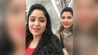 भोजपुरी हीरोइन शुभी शर्मा और सीमा सिंह लंदन में मस्ती करते हुए। BHOJPURI NEW VIDEO