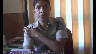 8 MAY N 14 END  Solan police is tough due to elections, to make the elections a succes