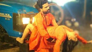 रितेश पांडेय की आने वाली फिल्म का शूटिंग वीडियो । RITESH PANDEY   BHOJPURI FILM 2019