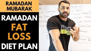 2019 Ramzan FAT LOSS DIET PLAN! (Hindi / Punjabi)