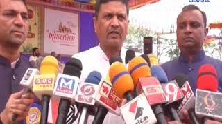Nareshbhai Patel Khodaldham | Sardar Patel Leva Patidar Samaj - Tankara | Samuhlagn | Abtak Media