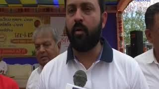 Jayeshbhai Radadiya | Sardar Patel Leva Patidar Samaj - Tankara | Samuhlagn | Abtak Media