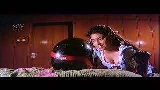 ರೊಮ್ಯಾಂಟಿಕ್ ಕನ್ನಡ ಕಿಸ್ ಸೀನ್ | Kannada Comedy Scenes | Top Kannada TV