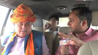 केन्द्रीय संसदीय कार्यमंत्री नरेंद्र सिंह तोमर ने सेना के शौर्य पर सवाल उठाने वालो को दिया करार जवाब