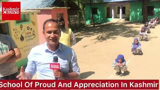 #SchoolOfProud Special Report On Govt School. Kashmir Crown Salutes Role Model Govt School.