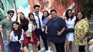 STUDENT THEMED Photoshoot | Student Of The Year 2 | Abhishek Bajaj, Rohan Mehra And More