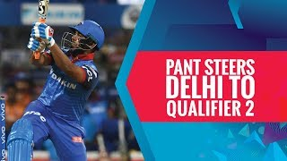 Indian T20 League 2019: Eliminator, Delhi vs Hyderabad, Review