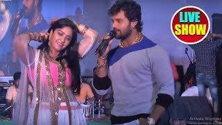 Khesari Lal Yadav & Shubhi Sharma का सबसे सुपरहिट Live Show - बंगलीया से दवाईया ऐ बालम _ 2018