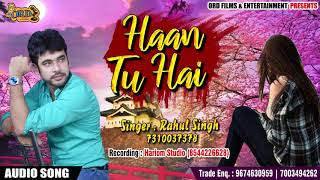 Hindi Sad Song - Cover Song - Haan Tu Hai - Rahul Singh - Main Jab Bhi Jaha Bhi - Cover Songs