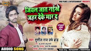 Sad Song - जियल जात नईखे जहर देके मार द - Sushil Raj Urf Brand - Bhojpuri Sad Songs 2019