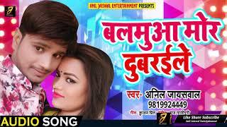 आ गया Anil Jaiswal का New भोजपुरी Song - बलमुआ मोर दूबरईले - Balmua Mor - Bhojpuri Songs