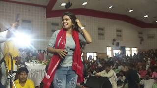 samajwadi songनिशा दुबे ने गाया समाजवादी पार्टी का गाना# nisha dubey ##piawa se pahile hamar rahalu
