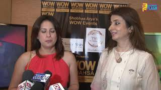 Wow's Initiative For Mental Health & Wellness With Dignitaries