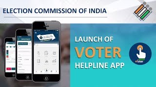 ECI - Voter Helpline Mobile App