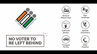 Making #LokSabhaElection2019 accessible to all