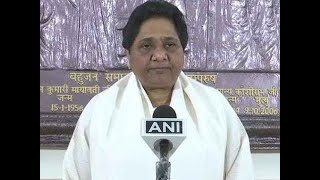 RSS wouldn't have let Modi become PM If he was OBC by birth: Mayawati