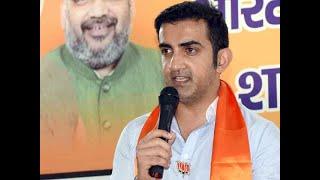 Gautam Gambhir files defamation case against Kejriwal, Sisodia and Atishi