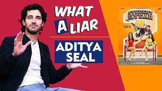 What A Liar Aditya Seal   Student Of The Year 2 Actor