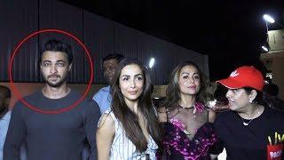 Aayush Sharma FEELS Uncomfortable Standing Beside Malaika Arora At Student Of The Year 2 Screening